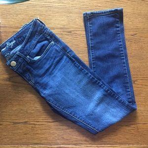 AE 🦅Skinny Jeans - Short